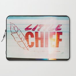 Little Chief Laptop Sleeve