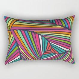 African Style No4 Rectangular Pillow