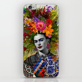 Gitana Frida iPhone Skin