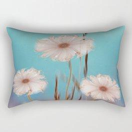 Flowers for Eternity 2 Rectangular Pillow