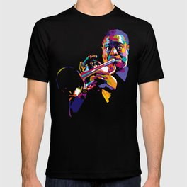 Satchmo in WPAP T-shirt