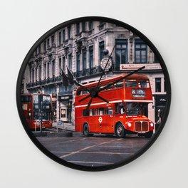Fleet St Routemaster  Wall Clock