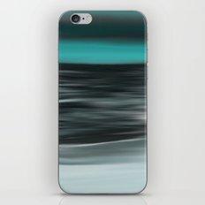Ocean Calm Abstract Seascape iPhone & iPod Skin