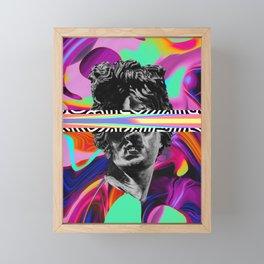 Stetic Framed Mini Art Print