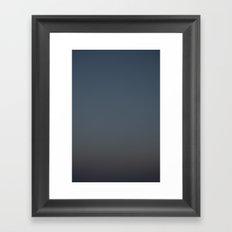 Gradiessence 4 Framed Art Print