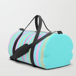 Leela 2 . turquoise Duffle Bag