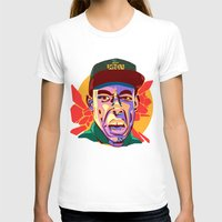 tyler spangler T-shirts featuring TYLER  by Brainjuice