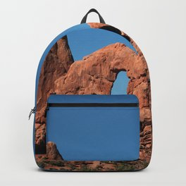 Turret Arch - Arches National Park Backpack