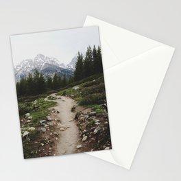 Teton Trail Stationery Cards