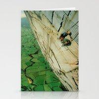 vertigo Stationery Cards featuring vertigo by Jesse Treece