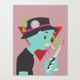 Ephemeral Bliss Canvas Print