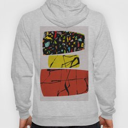 Abstract Compositon 1026 Hoody