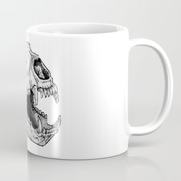 Bear skull Coffee Mug