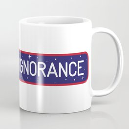 Science is Greater Than Ignorance Coffee Mug