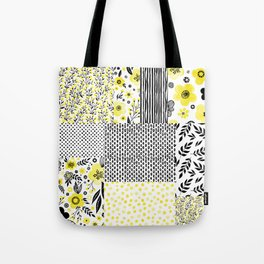 Beautiful Patch 3 Tote Bag