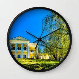 Tea House Wall Clock