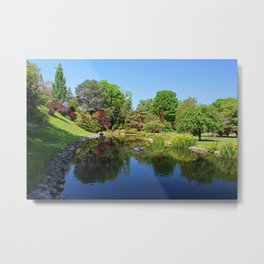 What Matters Most Metal Print
