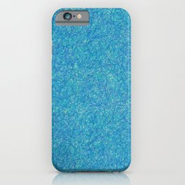 abstract 035 iPhone Case