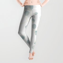 Silver Dollar Eucalyptus Leggings