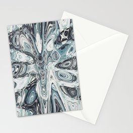 Abstract 141 Stationery Cards