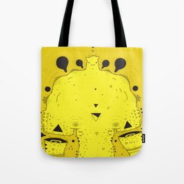 muscle dude Tote Bag