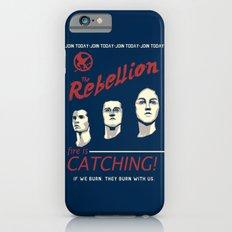 The Rebellion - Propaganda iPhone 6s Slim Case