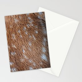 Deer Hide Stationery Cards