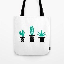 Cactus Friends Tote Bag