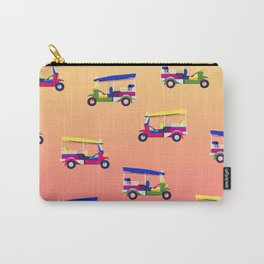 Tuktuk Carry-All Pouch