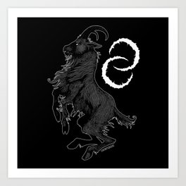 VVITCH Art Print