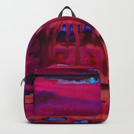 Colorful Cavern Impressions Backpack