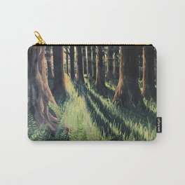 Fern Forest Carry-All Pouch