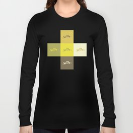 Stay Strong Colorful Long Sleeve T-shirt