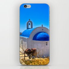 Mykonos, Greece iPhone & iPod Skin