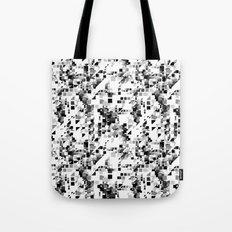 Pixels Tote Bag
