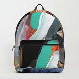 Untitled Compositon 751 Backpack