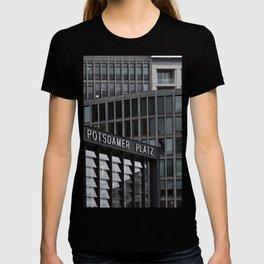 Urban Textures T-shirt