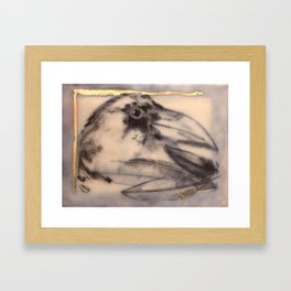Shiny Objects Framed Art Print