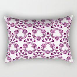 The Song of The Thistle Rectangular Pillow