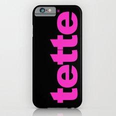 TETTE Slim Case iPhone 6s