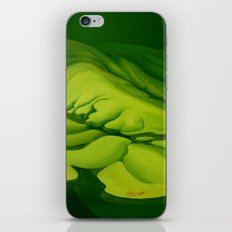 Green, Green ... iPhone & iPod Skin