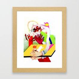 LC 2 Framed Art Print