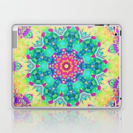 Garden Mandala Laptop & iPad Skin