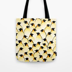 Penguins I Tote Bag