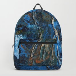 At The End Of The Golden Age Backpack