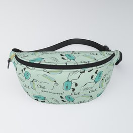 Click your Mouser! Fanny Pack