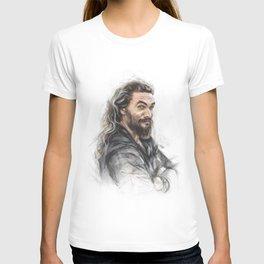 Momoa smile T-shirt