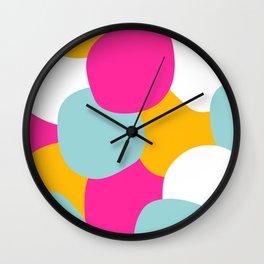 Coton Acidulé Wall Clock