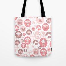 Happy Princess Tote Bag