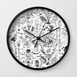 K.F. Wall Clock